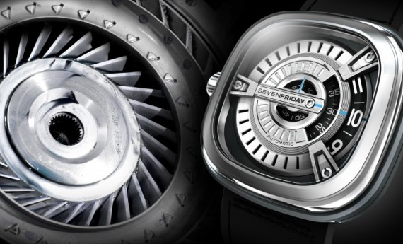 Sevenfriday M1 Replica Watches